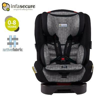Infa Secure Luxi Treo Convertible Car Seat - Grey