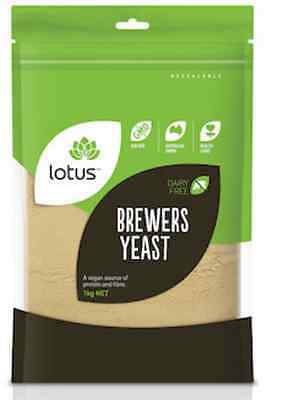 Yeast Brewer's 500g Lotus