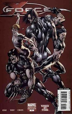 X-Force - Vol. 3 Nr. 1: Angels and Demons - Part 1 (von 6) Variant Edition