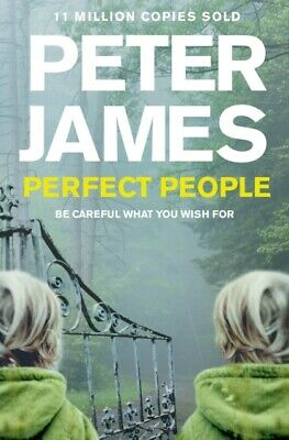Perfect People by Peter James (Paperback), Book, New