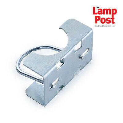 Scaffold Pole Bracket for One or Two Floodlights - KRP4U - **FREE P&P**