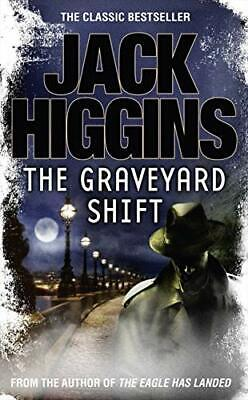 The Graveyard Shift (Nick Miller 1) by Higgins, Jack Book The Cheap Fast Free