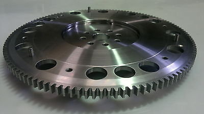 TTV Racing Lightweight 230mm Steel Flywheel - fits Impreza EJ20 / EJ25 5 Speed