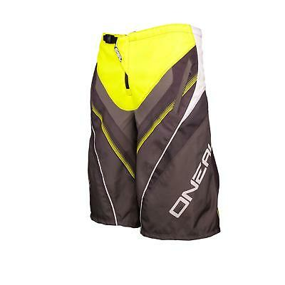 ONeal Element FR Short Gelb MTB DH MX Cross Shorts Hose Downhill Mountainbike FR