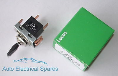 Lucas 3 position toggle light switch for NORTON commando TRIUMPH BSA motorcycle