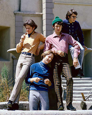 The Monkees group pose 11x17 Mini Poster