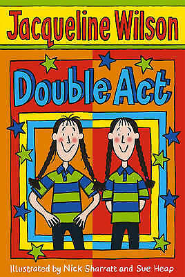 Double Act by Jacqueline Wilson, Book, New (Paperback)