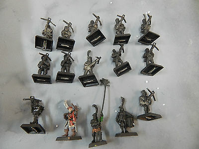 Games Workshop Dogs of War Marksmen of Mirangliano  x 15