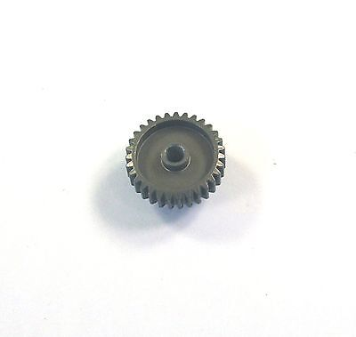 31T Titanium coated aluminium 48dp pinion gear for 1:10 RC 31 tooth 48 pitch.