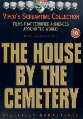 The House By The Cemetery [DVD] - DVD  WMVG The Cheap Fast Free Post