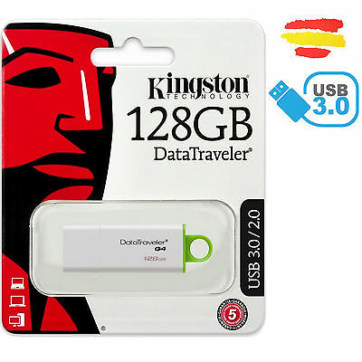 Pendrive Kingston 128Gb Memoria Usb 3.0 Pen Drive 128 Original Gb Otg