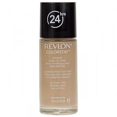 Revlon ColorStay 24 Hours Makeup Foundation 30ml- Choose Your Shade