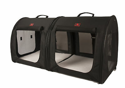 One For Pets 2-in-1 Double Fabric Portable Yard Kennel