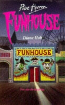Funhouse (Point Horror), Hoh, Diane Paperback Book The Cheap Fast Free Post