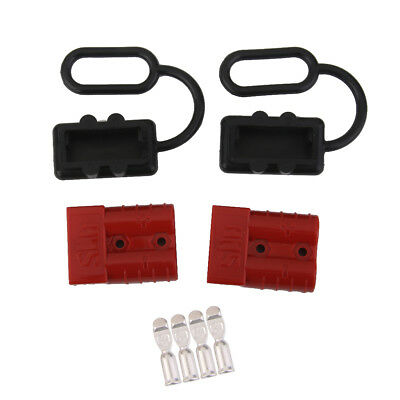 Battery Cable Quick Connect Kit - Wire Harness Plugs Connect Disconnect Winch