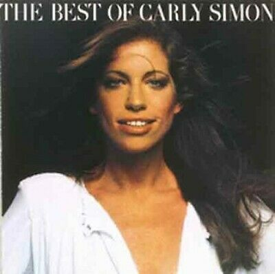 The Best Of Carly Simon - Carly Simon CD VZVG The Cheap Fast Free Post The Cheap