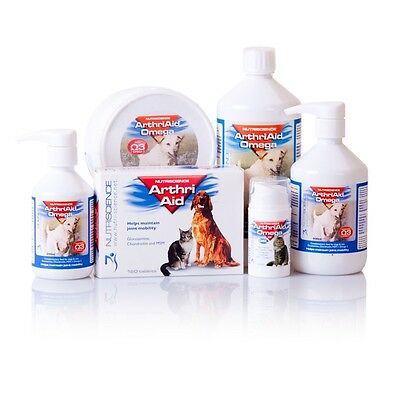 Arthriaid Nutriscience 250 ml for Dogs & Cats