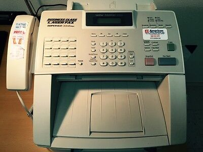 BROTHER INTELLIFAX 4100 Business Class Laser Fax Machine