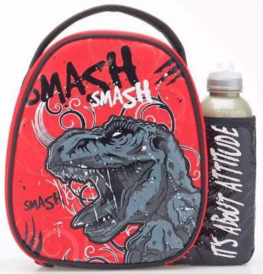 Smash Splinter Camouflage Lunch Bag/Box and Bottle Set | Army Camo