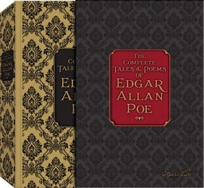 NEW The Complete Tales & Poems of Edgar Allan Poe By Edgar Allan Poe Hardcover