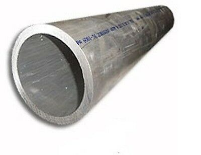 "1 Piece - Aluminum Pipe 4 inch Sch 40 x 12"" - 6061-T6 MACHINING AVAILABLE"