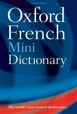 Oxford French Mini Dictionary by Oxford Dictionaries Paperback Book The Cheap