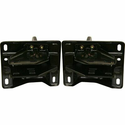 Pair Bumper Face Bar Braces Set of 2 New Front Right-and-Left Chevy SaVana 1500