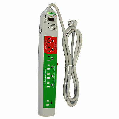 """Smart Strip """"The Charging Station"""" Surge Protector, SPG3E"""