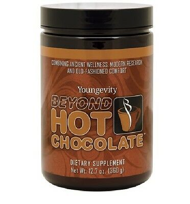 Carol Beyond Hot Chocolate 360g Canister by Youngevity