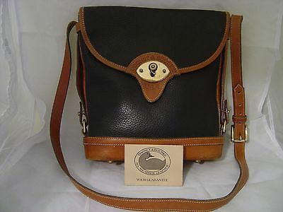 36e8c031cb27 Leather Purse  Dooney And Bourke Black Leather Purse
