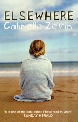 Elsewhere, Gabrielle Zevin Paperback Book The Cheap Fast Free Post