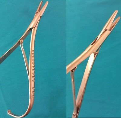 "New  Mathieu Needle Holder 5.5"" Surgical & Dental Instruments-High Quality"