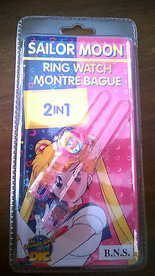 1997 Sailor Moon Ring Watch SUPER RARE