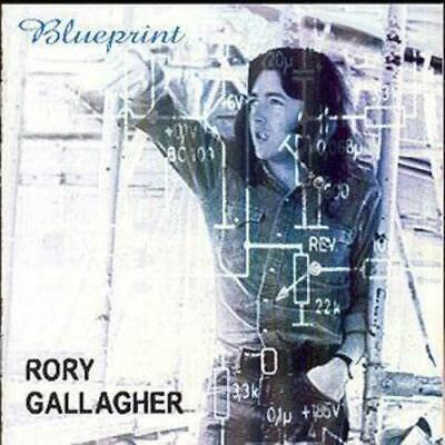 Rory Gallagher : Blueprint CD (2000)