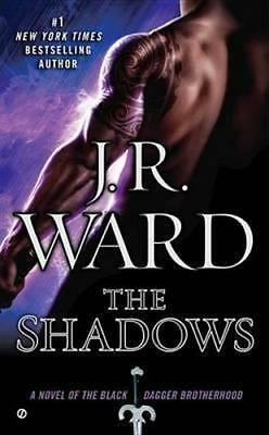 NEW The Shadows By J. R. Ward Paperback Free Shipping