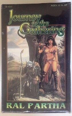 Ral Partha D&D JOURNEY INTO THE GATHERING 10-611 New & factory sealed Sterling