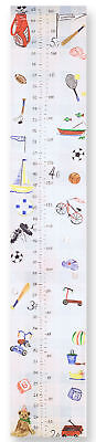 Stupell Industries The Kids Room Sports Growth Chart