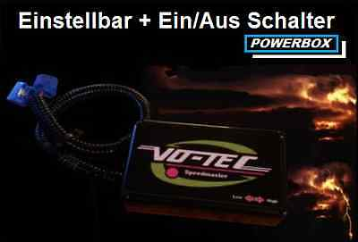 Chiptuning-Box OPEL Astra H 1.6 105 PS Benziner Powerbox