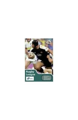 Rugby League (Know the Game) by Rugby Football League Paperback Book The Cheap