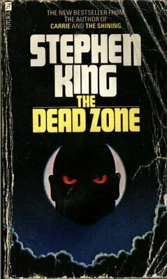 The Dead Zone by King, Stephen Paperback Book The Cheap Fast Free Post