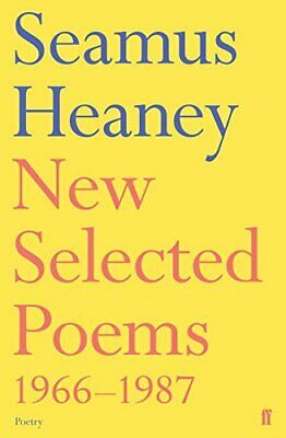New Selected Poems, 1966-1987 by Heaney, Seamus Paperback Book The Cheap Fast