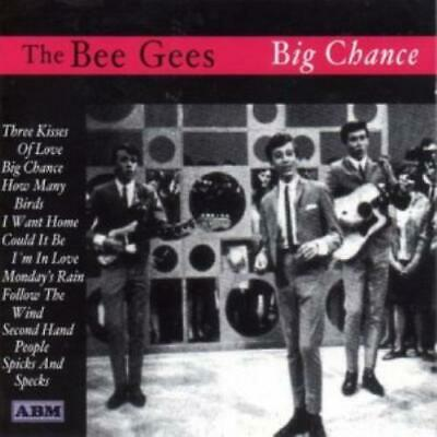 Bee Gees, The : Big Chance CD Value Guaranteed from eBay's biggest seller!