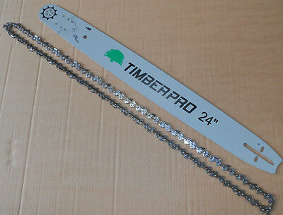 "TIMBERPRO 24"" Bar and Chain Set for CS-6150 62cc Petrol Chainsaw. 24 Inch Set"