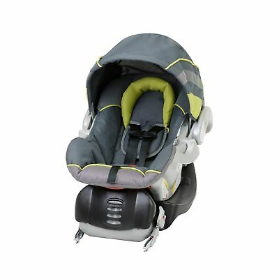 Baby Trend Flex-Loc Infant Car Seat Carbon New