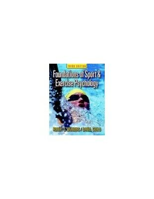 Foundations of Sport and Exercise Psychology by Daniel Gould Hardback Book The