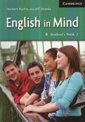 English in Mind 2 Student's Book By Herbert Puchta, Jeff Stranks