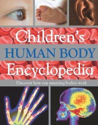 Children's Human Body (Childrens Encyclopedia 8+) Hardback Book The Cheap Fast