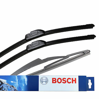 Ford Ka Mk Hatch Bosch Aerotwin Retro Front Specific Rear Wiper Blades