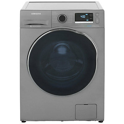 Samsung WD80J6410AX Ecobubble Free Standing 8Kg 1400 Spin Washer Dryer
