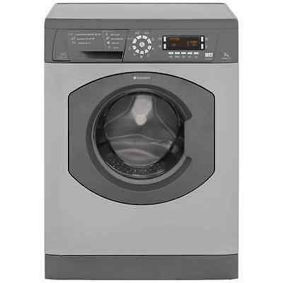 Hotpoint WMAO743G A+++ 7Kg 1400 Spin Washing Machine Graphite New from AO